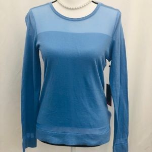 Vince Camuto periwinkle sweater XS